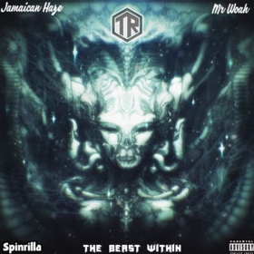 The Beast Witin Jamaican Haze front cover