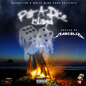 Pair-A-Dice Island Volume 1 Hosted By Kola Marcello RapNation front cover