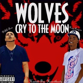 Wolves Cry To The Moon DBE Ben front cover