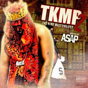 King Mazi - The King Mazi Project 2 DJ ASAP front cover