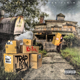 Trap Livin KdSoHell front cover