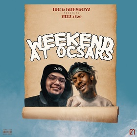 Weekend At Oscars STEEZ1820 front cover