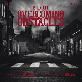 Overcoming Obstacles B Drip front cover