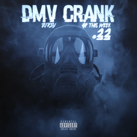DMV Crank Of This Week #33 DJ Key front cover