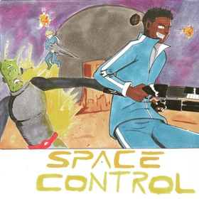 Space Control KMoney front cover