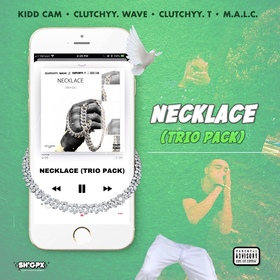 Necklace (Trio Pack) Clutchyy.Wave front cover