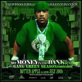 Mo' Money In The Bank, Part 4 (Gang Green Season) Lloyd Banks front cover