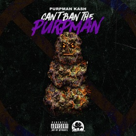 Can't Ban The PurpMan PurpMan Kash front cover