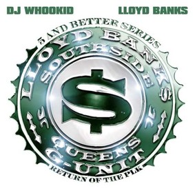 Return Of The PLK Lloyd Banks front cover