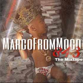 MarcoFromMoco843 MellDopeAF front cover