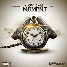 For The Moment EP Young Rod & 337 front cover