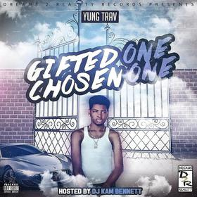 Gifted One Chosen One Yung-Trav front cover