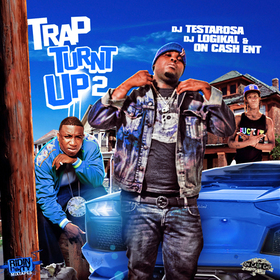Trap Turnt Up 2 DJ Testarosa front cover