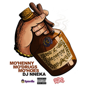 MO'HENNY Dj Nneka The Plug front cover