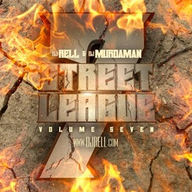 Street League 7 DJ Rell front cover