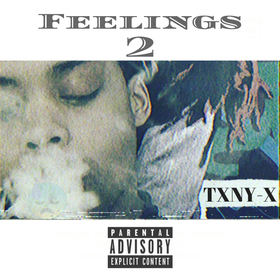 Feelings 2 TXNY-X front cover