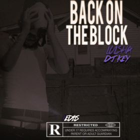 Back On The Block (The EP) LulSha front cover