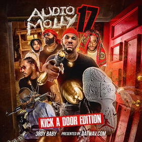 Audio Molly 17 (Kick A Door Edition) 3rdy Baby front cover