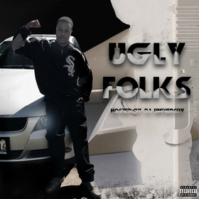 UGLY FOLKZ ep Ugly Folkz front cover