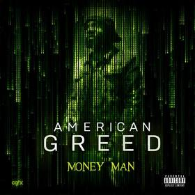 American Greed Money Man front cover