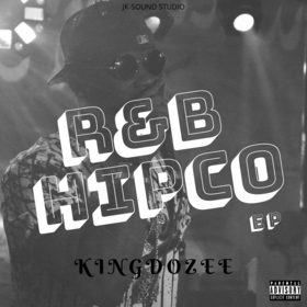 R&B HipCo Ep KingDozee front cover