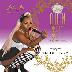 Queen Shit D'va D front cover