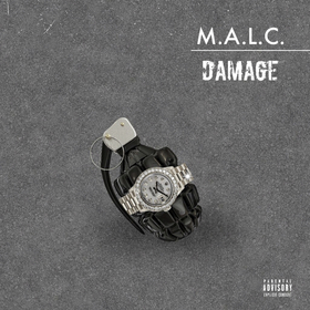 Damage (Pack) M.A.L.C. front cover