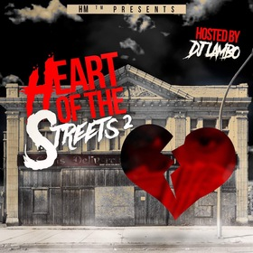 Heart Of The Streets 2 Dj Illy Jay front cover
