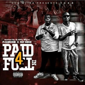 Paid In Full 4 P Chrome & Fat Mike front cover