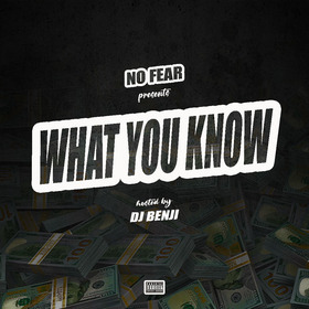 What You Know No Fear front cover