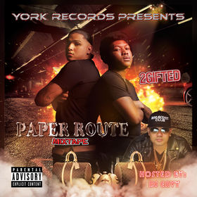 Paper Route 2Gifted front cover