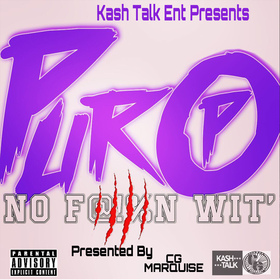Purpo- No Fuckin Wit DJ Konnect  front cover
