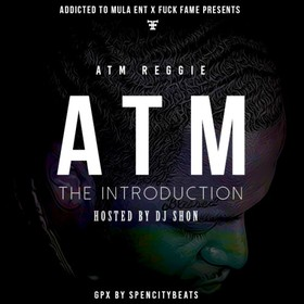The Introduction ATM Reggie front cover
