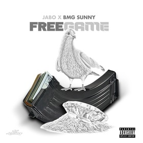 free game jabo x bmg sunny front cover
