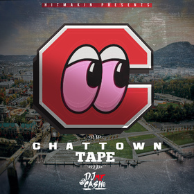 Chattown Tape DJ MF Cash front cover