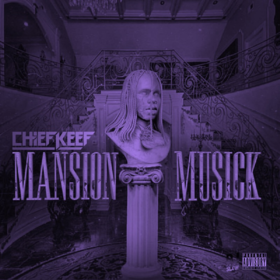 Mansion Musick (Screwed Version) DJ Almighty Slow front cover