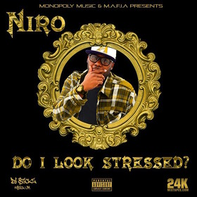 Do I Look Stressed? King Niro front cover