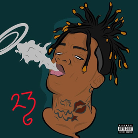23 JayDaYoungan front cover