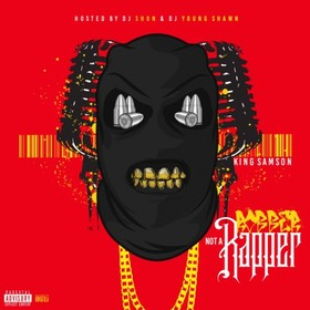 Robber Not A Rapper King Samson front cover