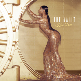 The Vault Kash Doll front cover
