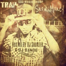 Snow Money Trap front cover