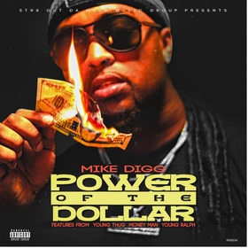 Power Of The Dollar Mike Digg front cover