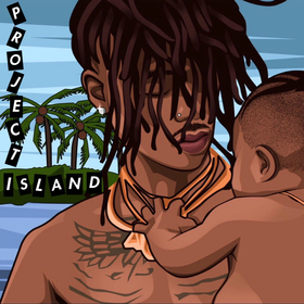 Project Island Catch One Baldie front cover