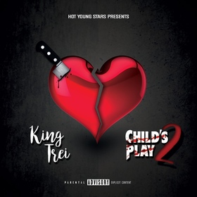 Child's Play2 King Trei front cover
