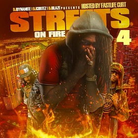 Streets On Fire 4 DJ Dynamite front cover