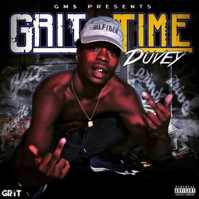 Grit Time Duvey front cover