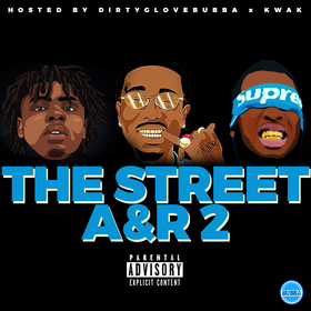 The Street A&R 2 DJ Bubba front cover
