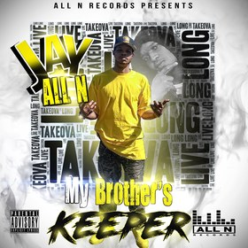 My Brother's Keeper Jay All N front cover