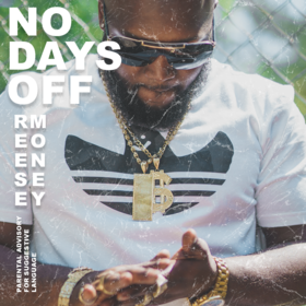 No Days Off REESEMONEY front cover