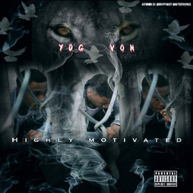 Highly Motivated YDG Von front cover